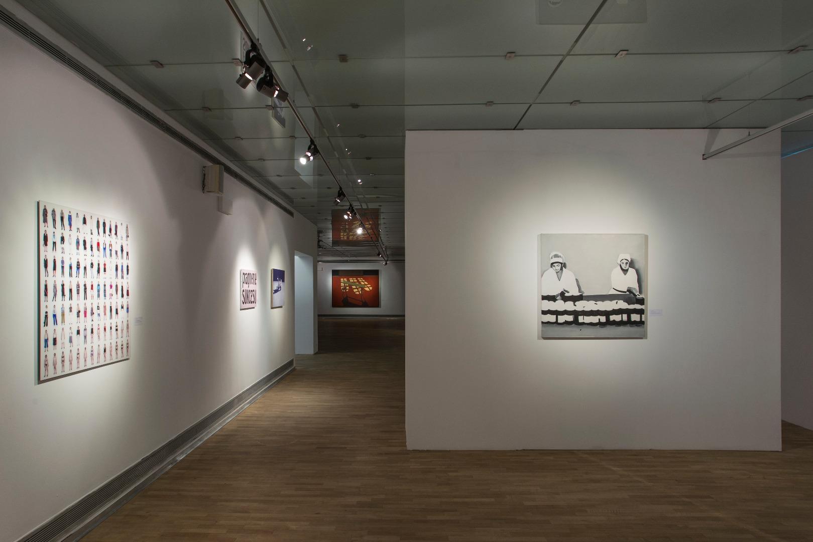 Wystawa Teraźniejszość?, 2017