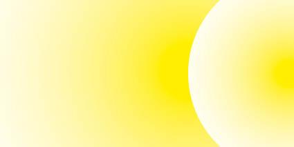 banner w kolorystyce projektu - zółty