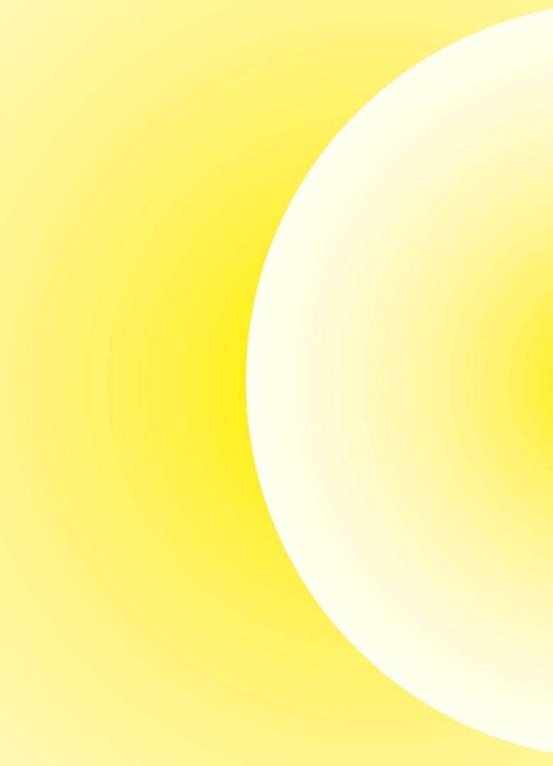 banner w kolorystyce projektu - żółty